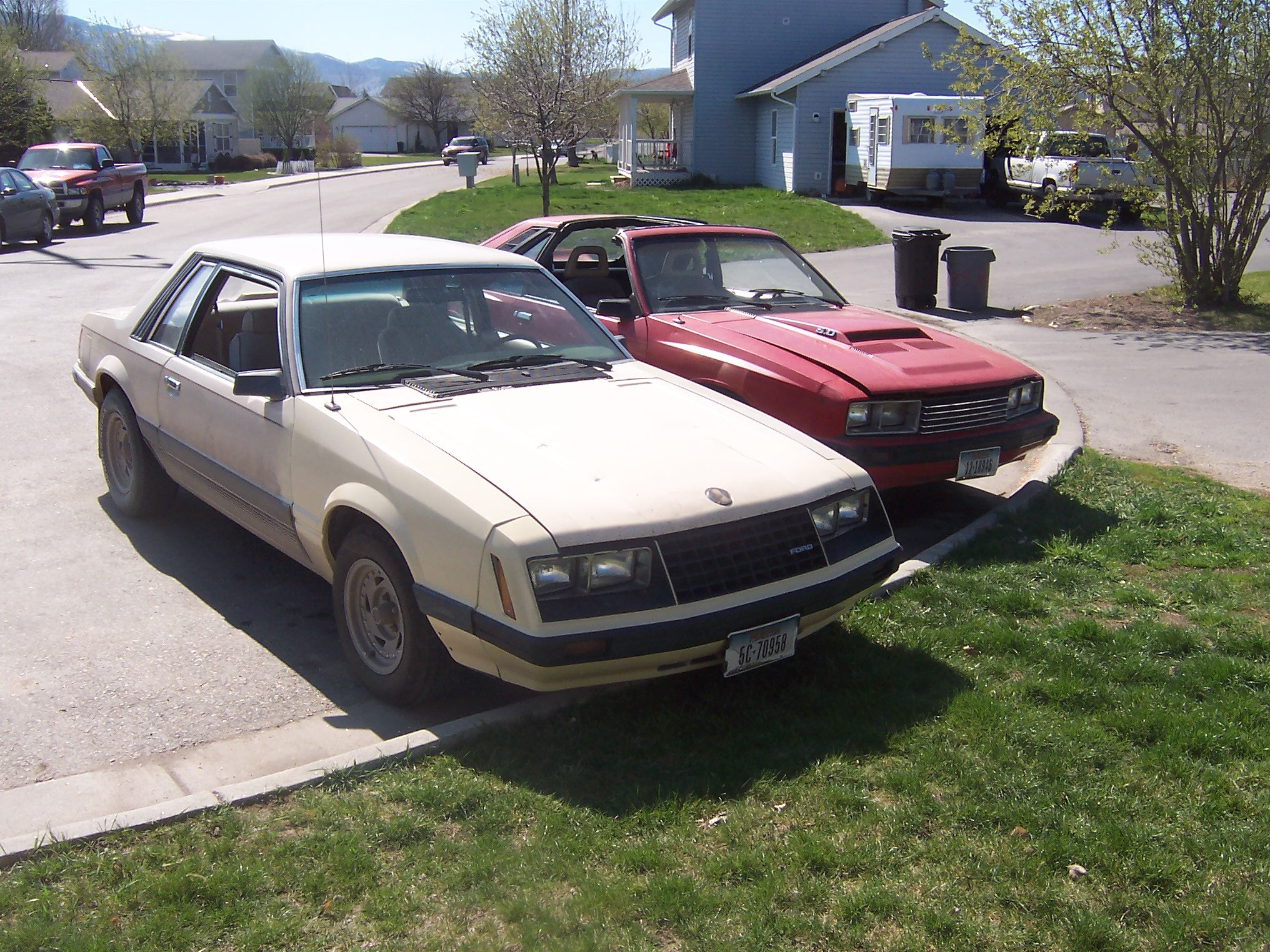 Another 1lowscort 1986 Ford Mustang post... - 12879804