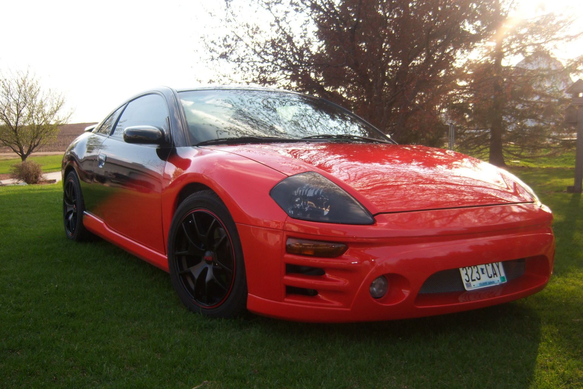 00customeclipse 2003 Mitsubishi Eclipse Specs  Photos