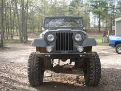 Bad78Aspens 1983 Jeep CJ7