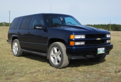 Devillusions 1996 Chevrolet Tahoe