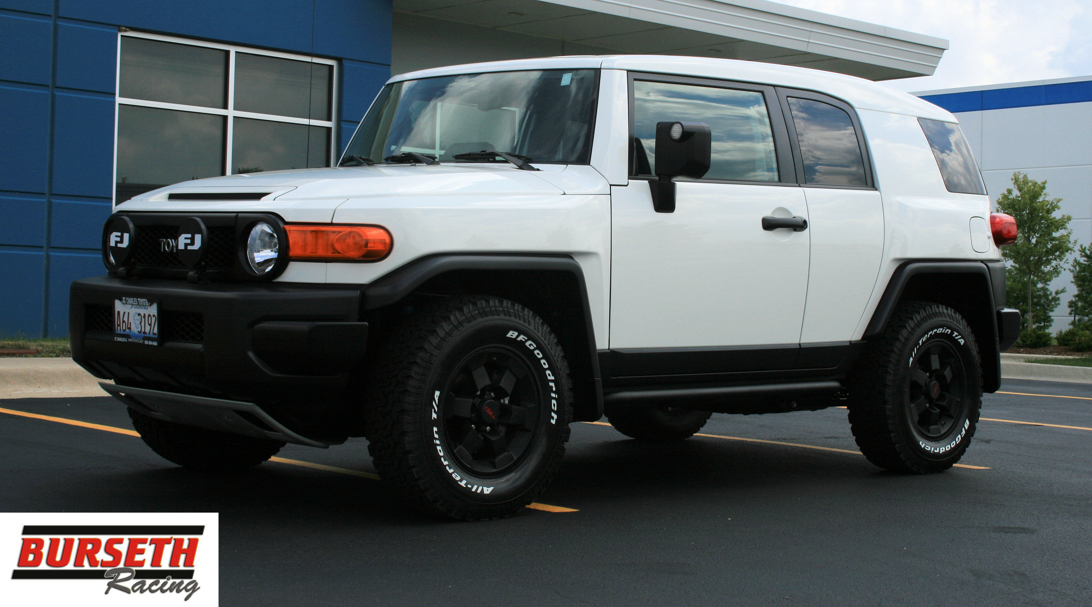 bursethracing 2008 toyota fj cruiser specs photos. Black Bedroom Furniture Sets. Home Design Ideas