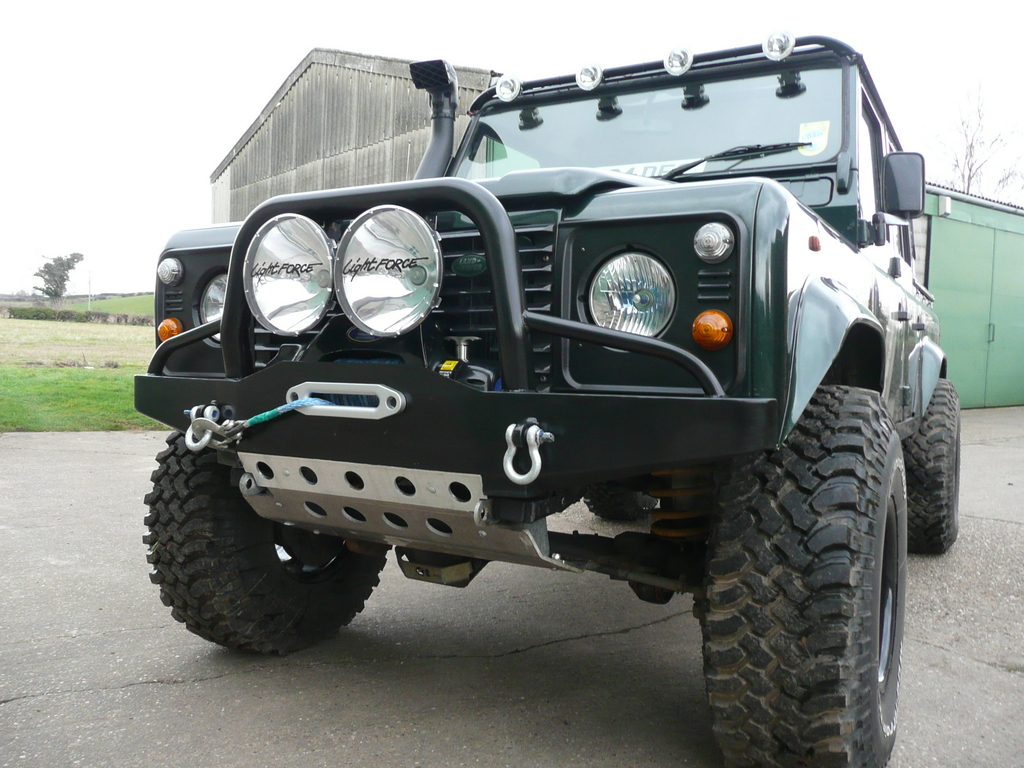 D110 double cab with 35x1250 bfg mud tyres greenlane 4x4 winch d110 double cab with 35x1250 bfg mud tyres greenlane 4x4 winch bumper and light bar 9500 lb superwinch with plasma rope 2 ome lift kit with pro aloadofball Choice Image