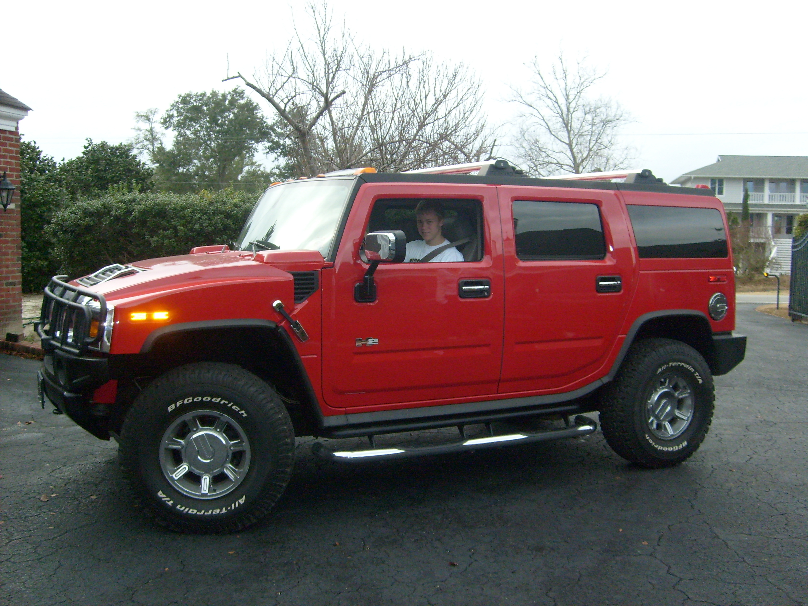 Mtrhd0024 2005 Hummer H2 Specs, Photos, Modification Info ...