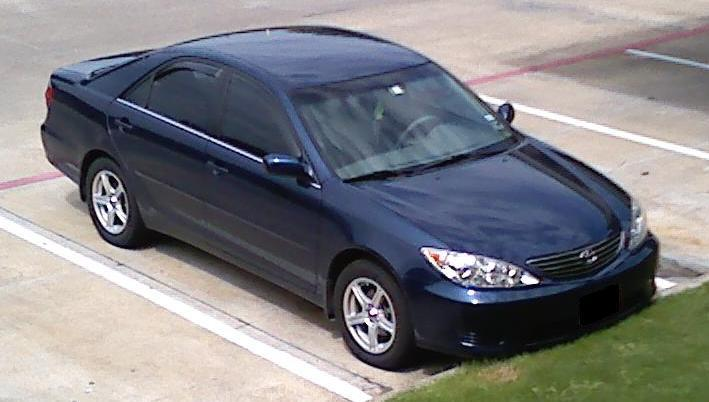 20camry06 39 s 2006 toyota camry in dallas tx. Black Bedroom Furniture Sets. Home Design Ideas