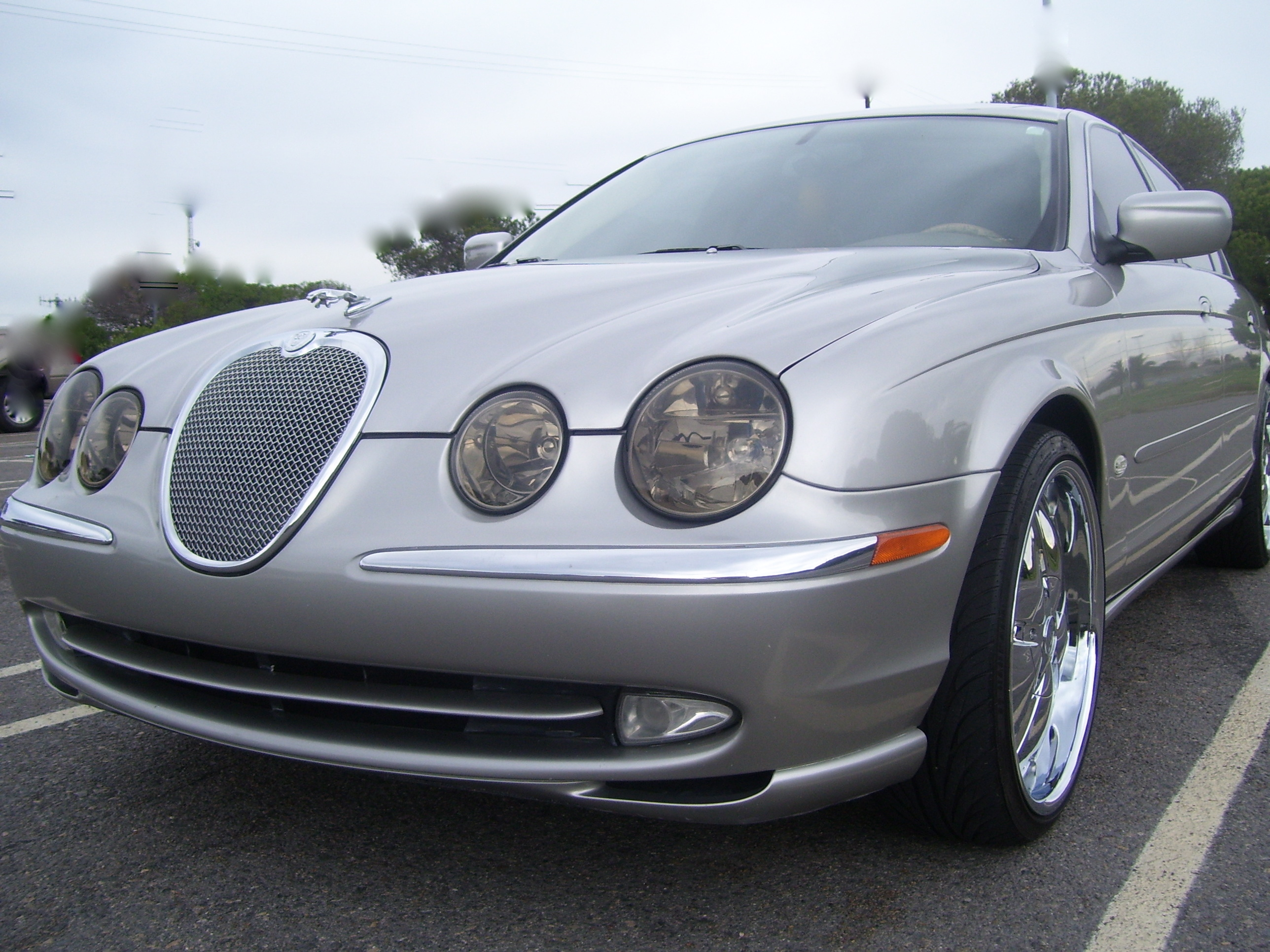 2000 Jaguar S-Type Edition