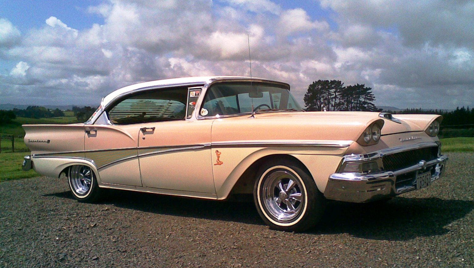 Another Cruisin58 1958 Ford Fairlane post... - 12886255