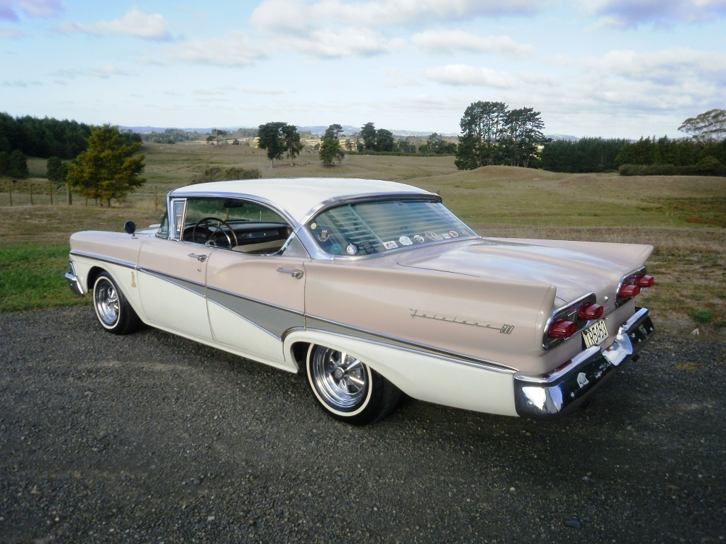1958 Ford Fairlane - Franklin
