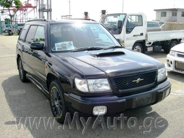 280184 1999 Subaru Forester Specs, Photos, Modification Info at ...
