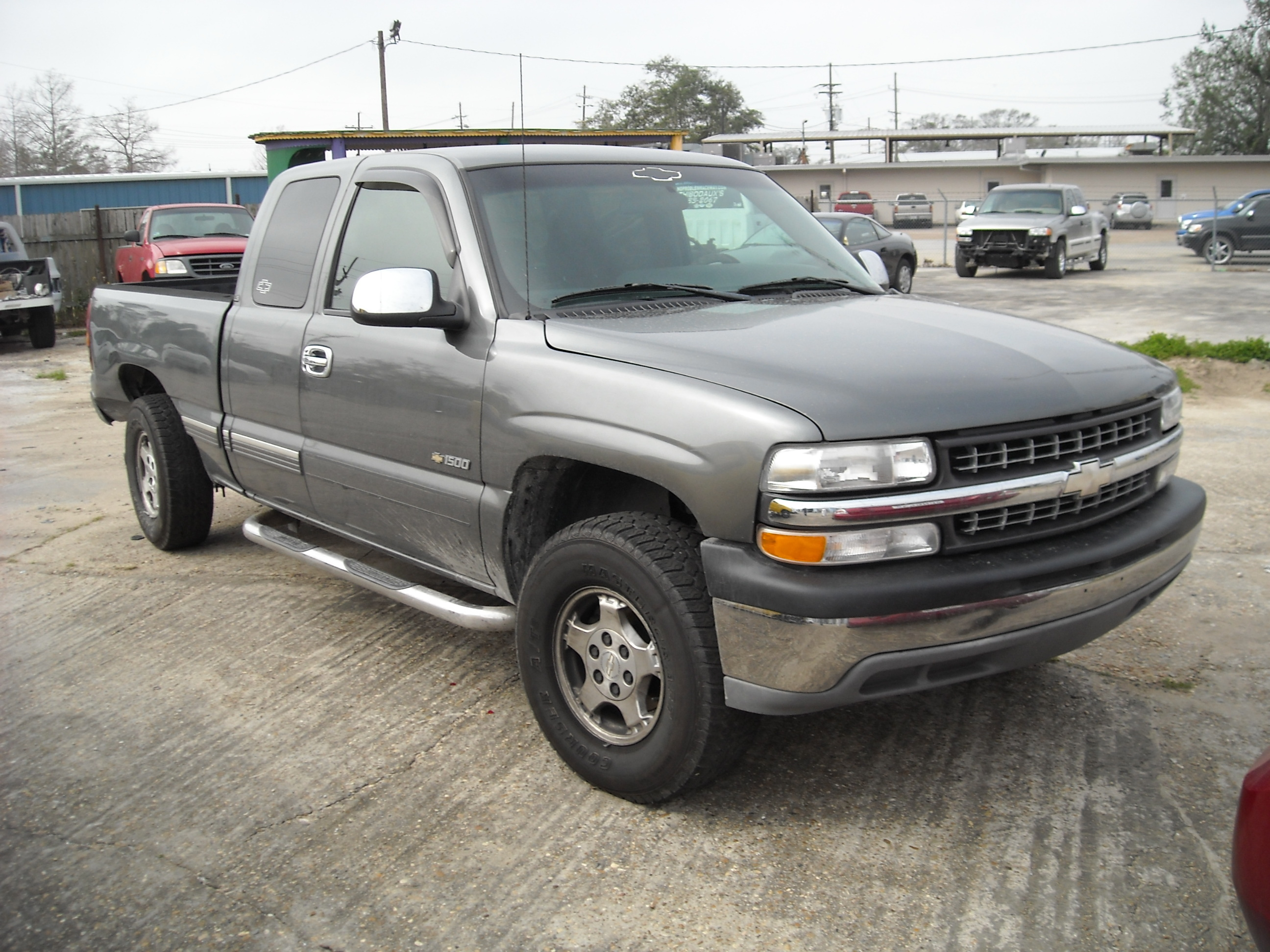 macsautomotive 2001 chevrolet silverado 1500 regular cab. Black Bedroom Furniture Sets. Home Design Ideas