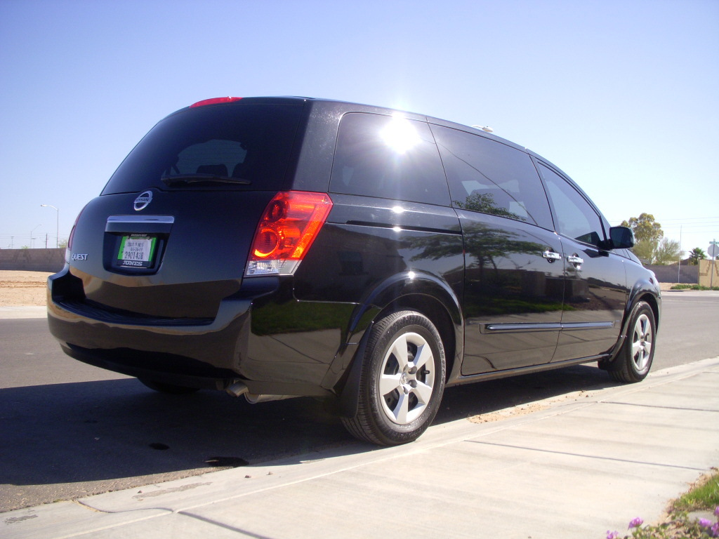 Another Blk202 2008 Nissan Quest post... - 12890132