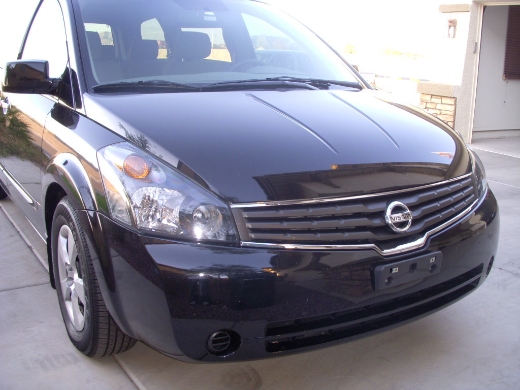 Another Blk202 2008 Nissan Quest post... - 12890138