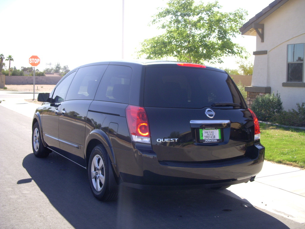 Another Blk202 2008 Nissan Quest post... - 12890139