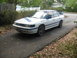 subaruking89s 1993 Subaru Legacy