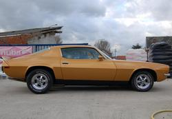 Turboterhams 1971 Chevrolet Camaro