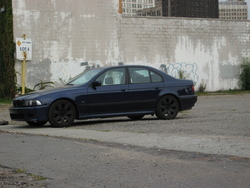 boosted540s 1998 BMW 5 Series