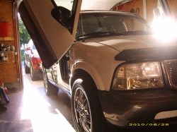 soundandservices 1998 GMC Jimmy