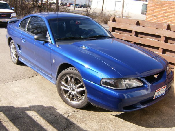 Another bordasel 1996 Ford Mustang post... - 12888066