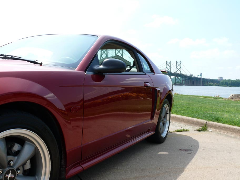 Another DSkunk 2003 Ford Mustang post... - 12891388