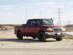 TheLoneRanger419s 1999 Ford Ranger Regular Cab