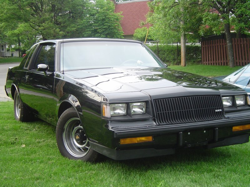 Doctor_Meltdown 1987 Buick Grand National