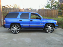 BIG-TODDs 2003 Chevrolet Tahoe