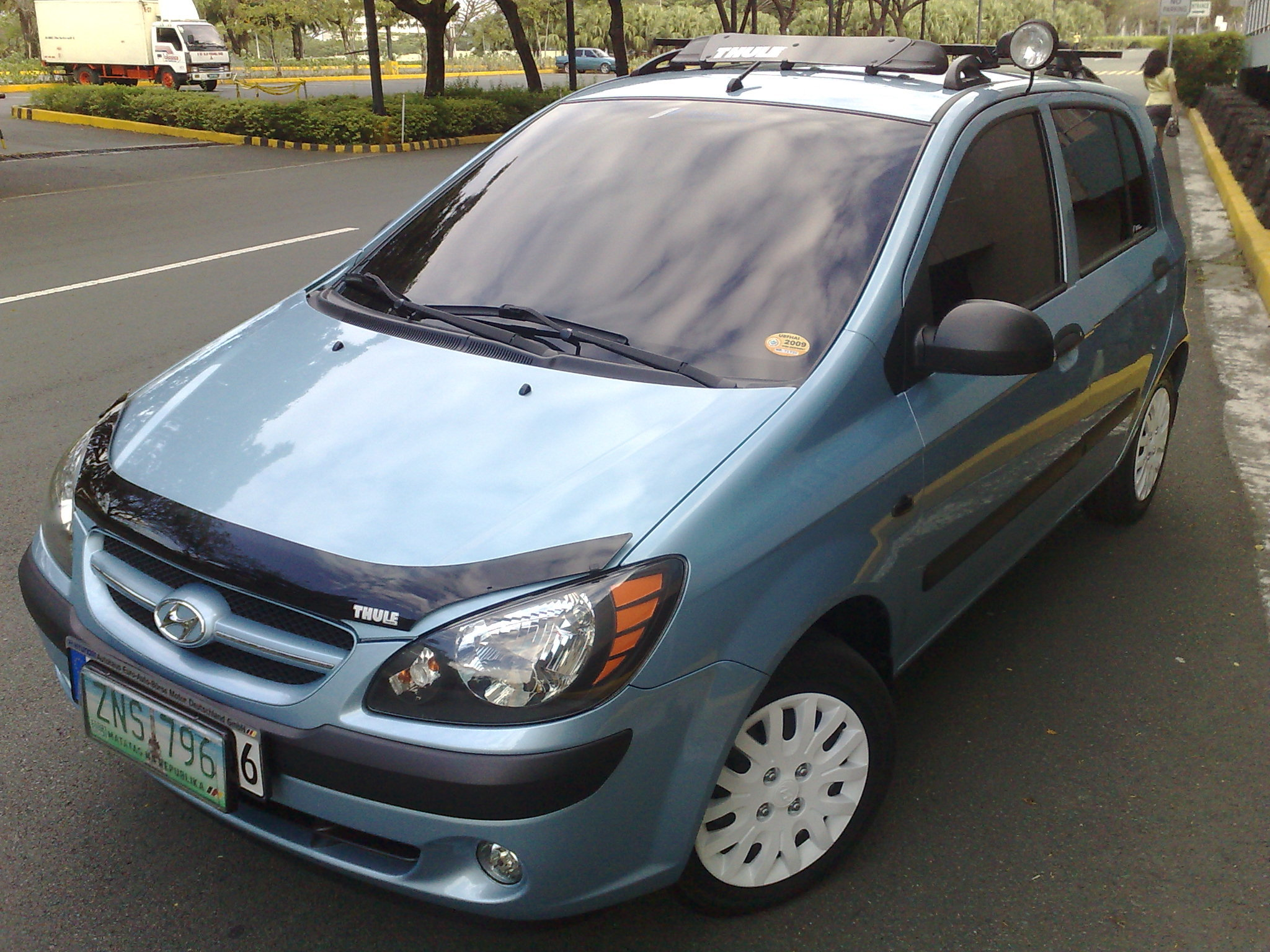 fjoaquin 2008 hyundai getz specs photos modification. Black Bedroom Furniture Sets. Home Design Ideas