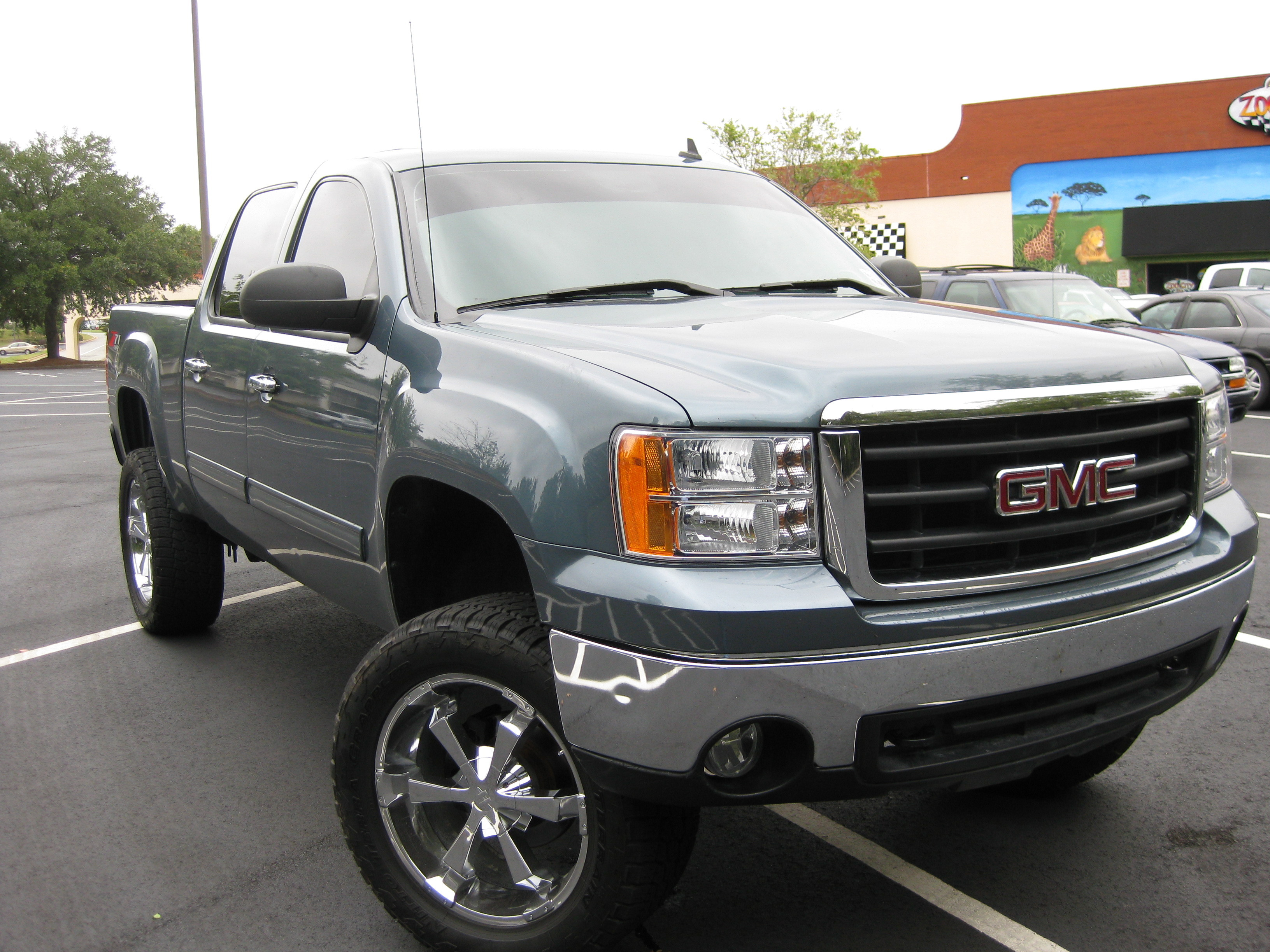 bad07gmc 2007 gmc sierra 1500 regular cab specs photos. Black Bedroom Furniture Sets. Home Design Ideas