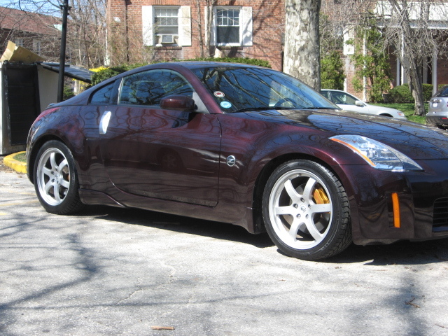 fcruzing 2003 Nissan 350Z Specs, Photos, Modification Info ...