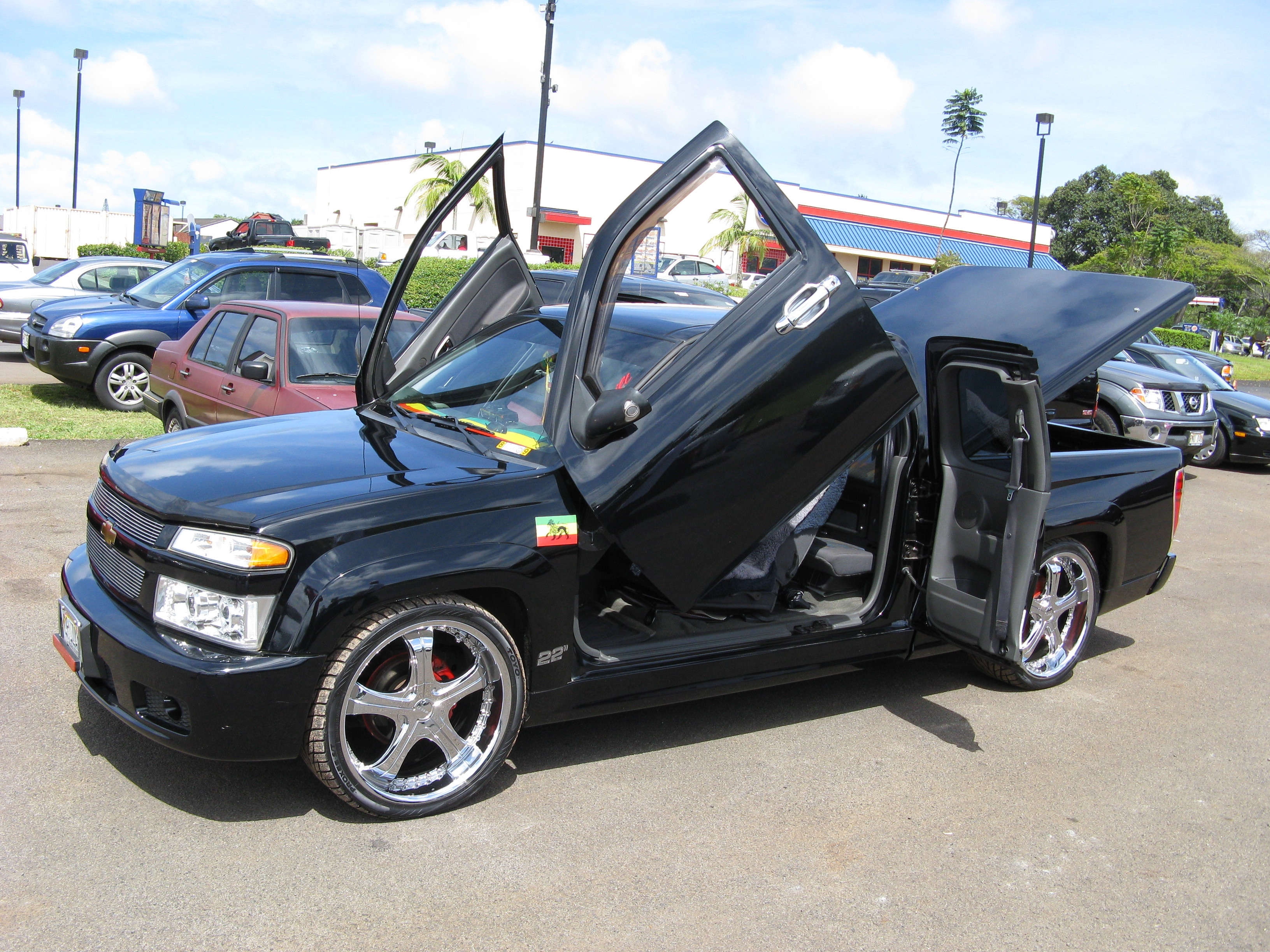 wilddiver143's 2005 Chevrolet Colorado Regular Cab in killeen, TX