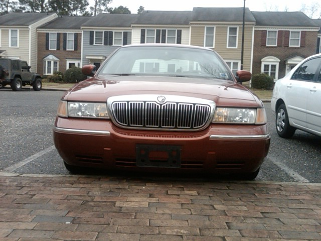 Another c504holla 2001 Mercury Grand Marquis post... - 12893489