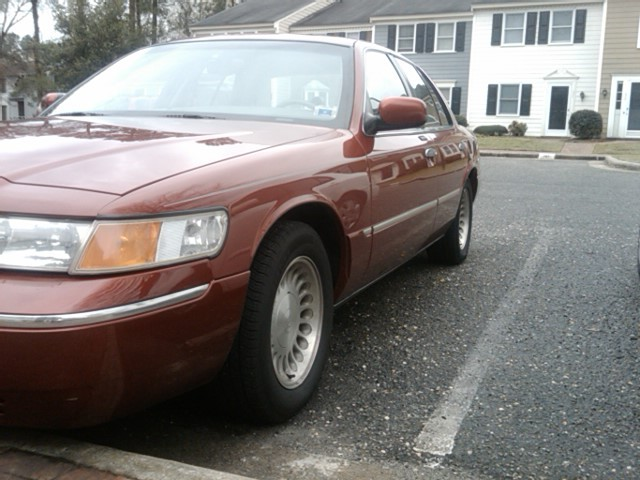 Another c504holla 2001 Mercury Grand Marquis post... - 12893490