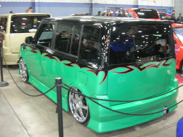 shvdbx 2004 Scion XB