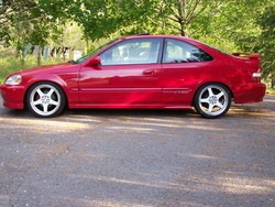 JessicaRabb1ts 1999 Honda Civic