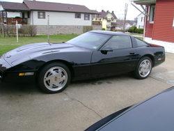 mccrums 1987 Chevrolet Corvette