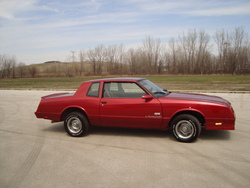 100proof83 1986 Chevrolet Monte Carlo