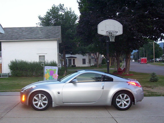 Bsoccer16 S 2003 Nissan 350z In Richmond Tx