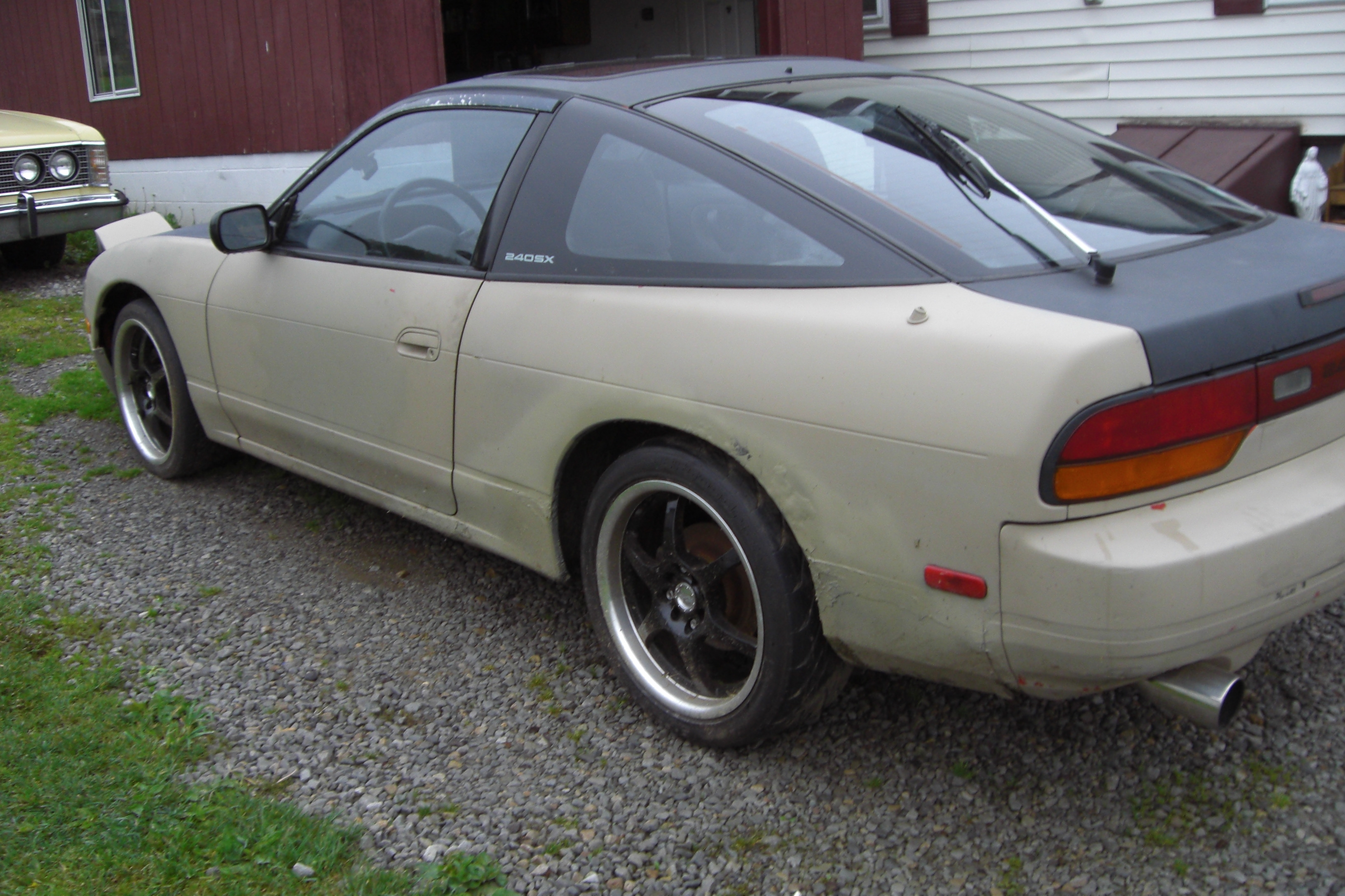 Another NaturalNoobie 1990 Nissan 240SX post... - 12895482