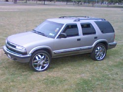 JOHNSONSAUDIOs 1999 Chevrolet Blazer