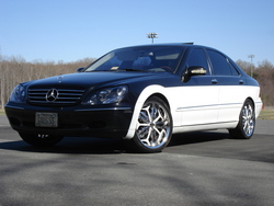 ice55s 2001 Mercedes-Benz S-Class