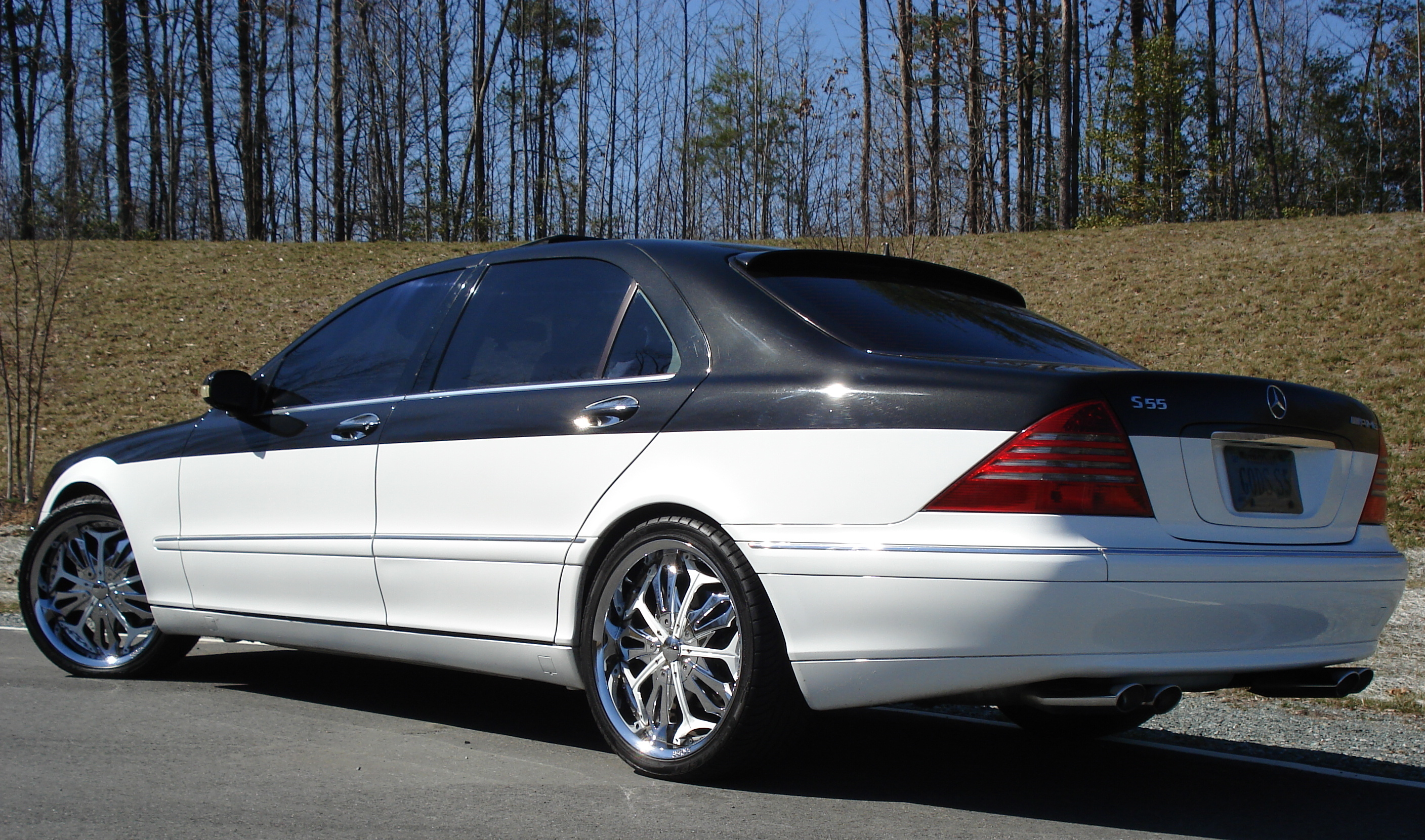 Ice55s 2001 mercedes benz s class specs photos for Mercedes benz s class 2001