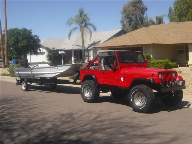 Another BXK109 1991 Jeep YJ post... - 12898723