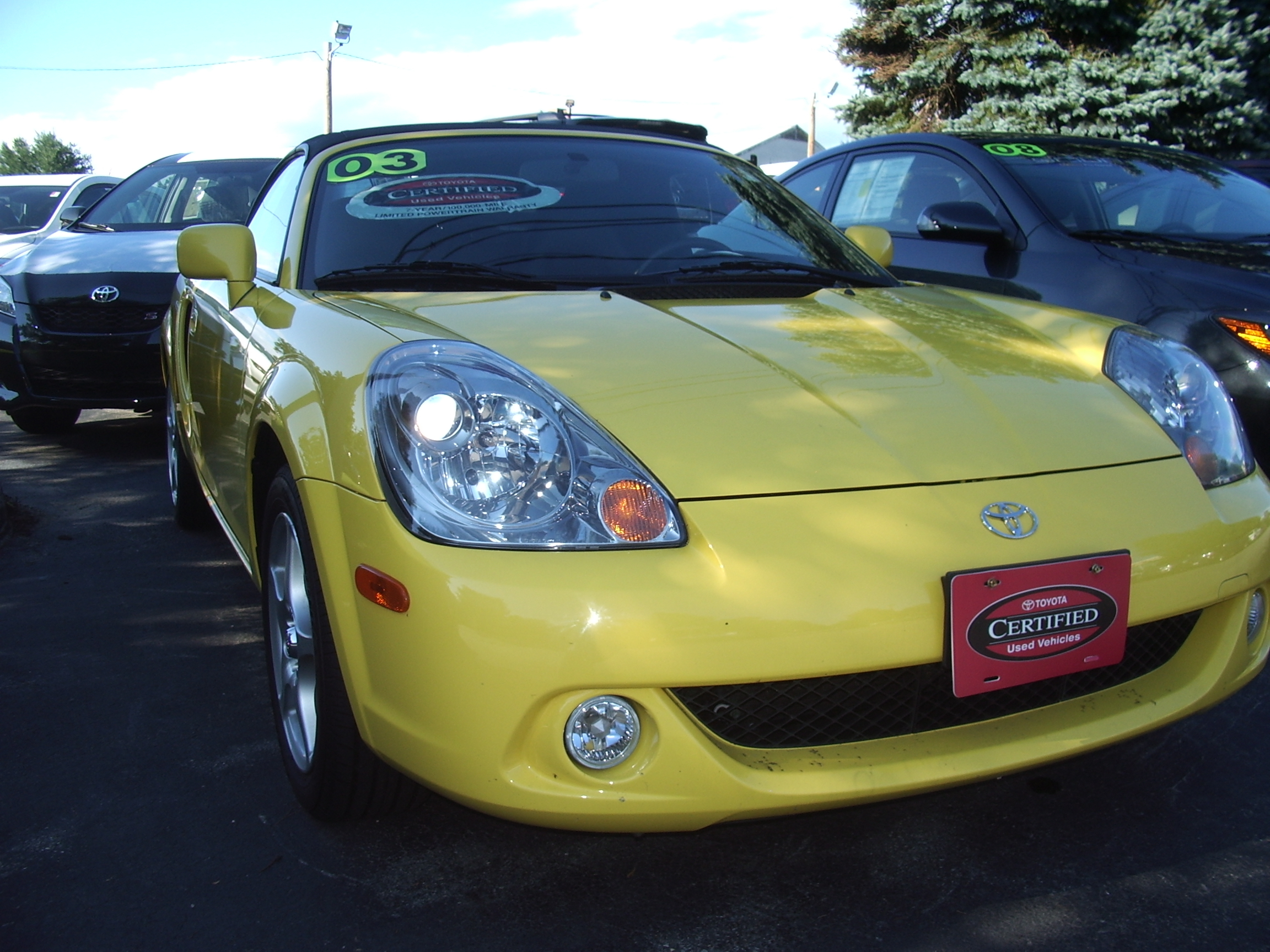Another Geists 2003 Toyota Celica post... - 12901663