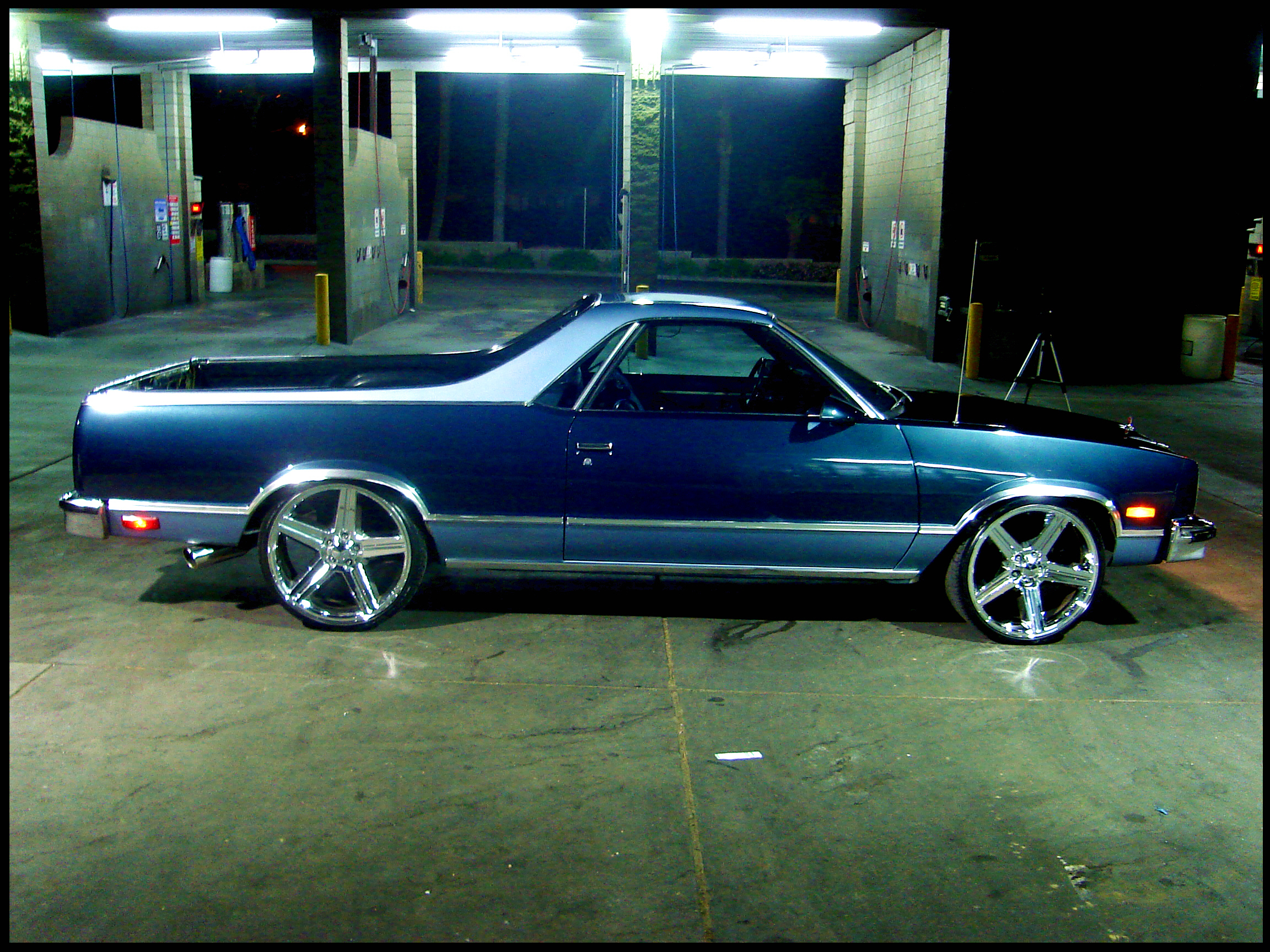 Another Thumpin1ohm 1987 Chevrolet El Camino post... - 12900381