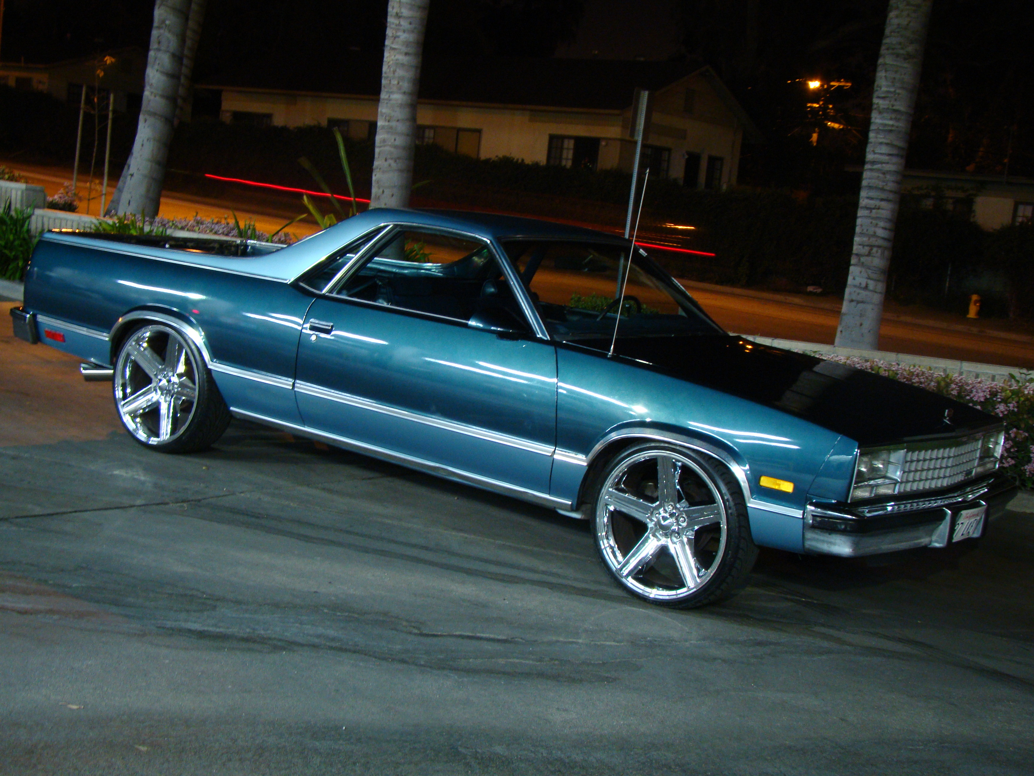 Another Thumpin1ohm 1987 Chevrolet El Camino post... - 12900397