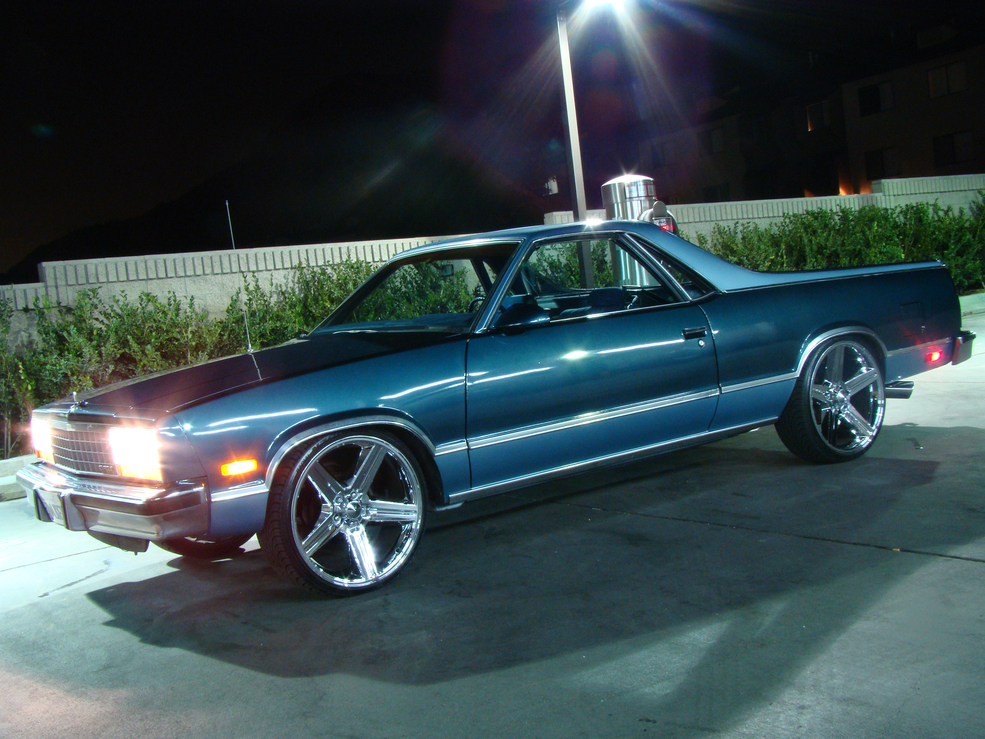 Another Thumpin1ohm 1987 Chevrolet El Camino post... - 12900398