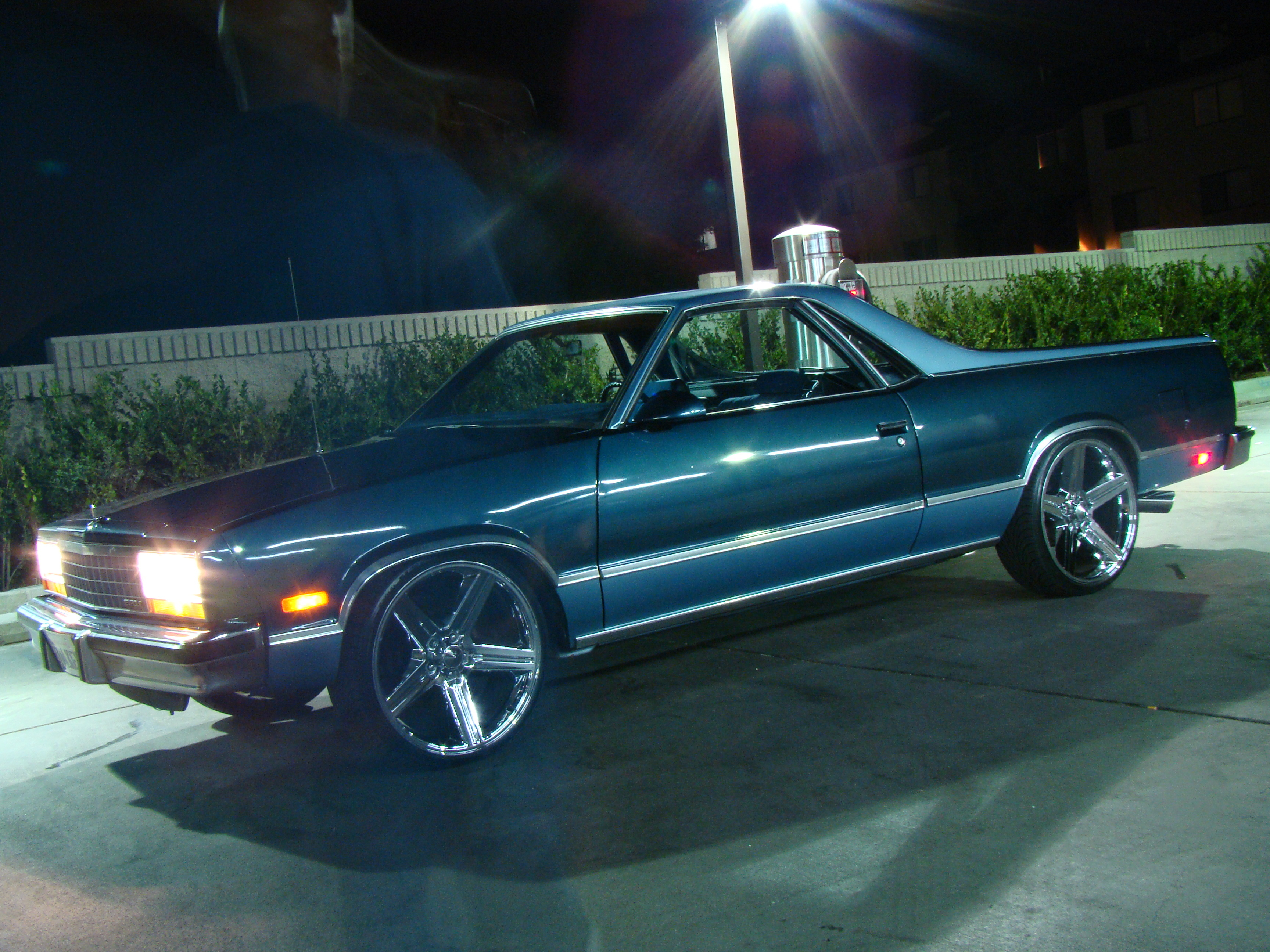Another Thumpin1ohm 1987 Chevrolet El Camino post... - 12900399
