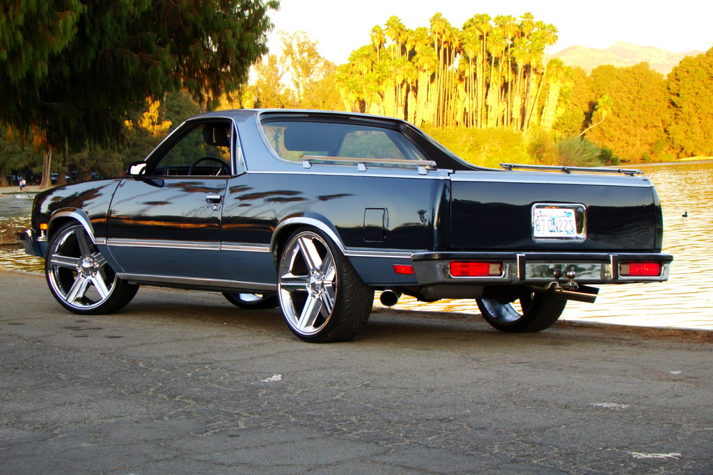Thumpin1ohm 1987 Chevrolet El Camino Specs Photos