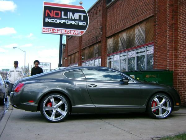 NOLIMITINC's 2006 Bentley Continental GT