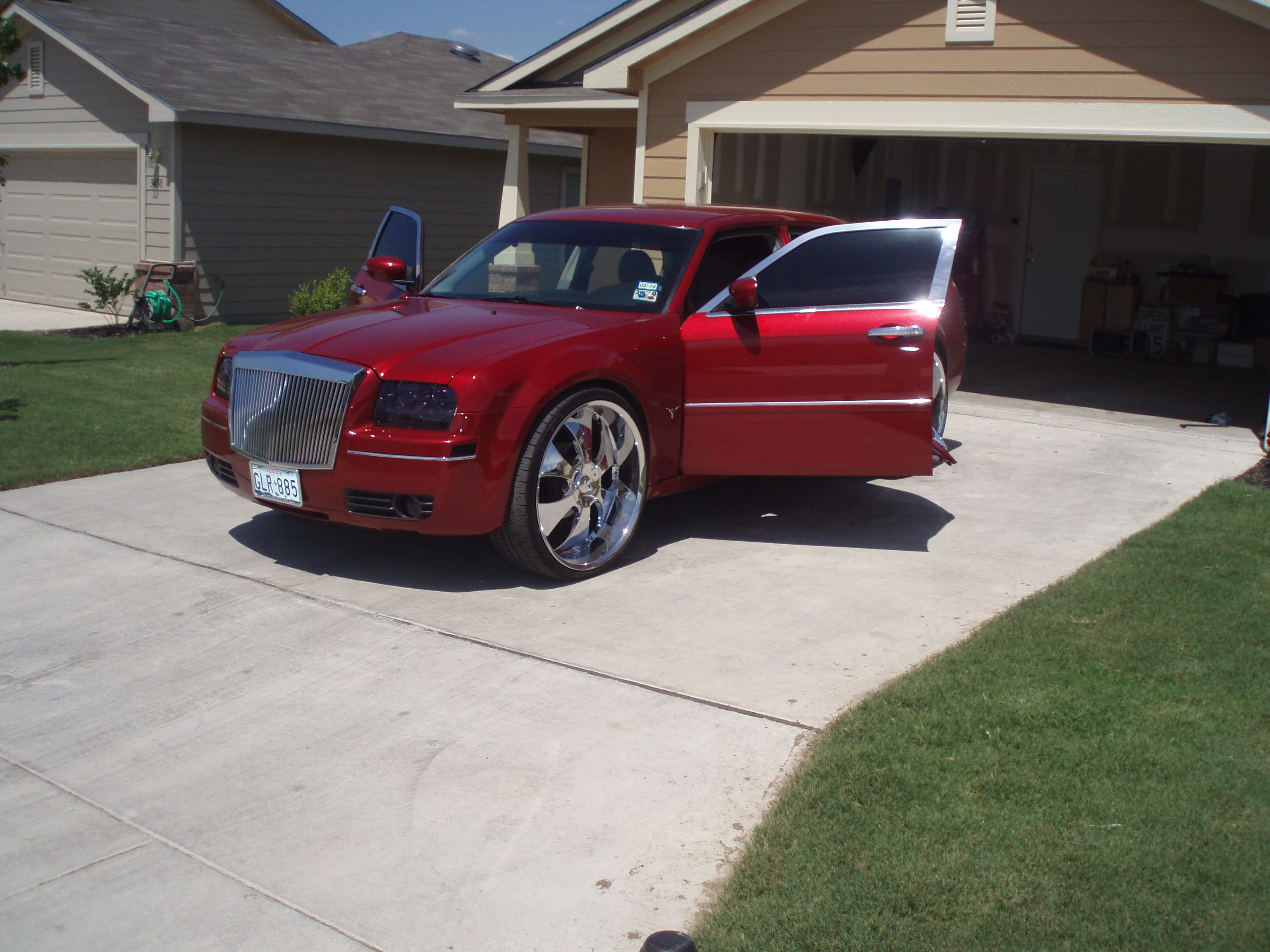 jerome2 39 s 2007 chrysler 300 in killeen tx. Black Bedroom Furniture Sets. Home Design Ideas