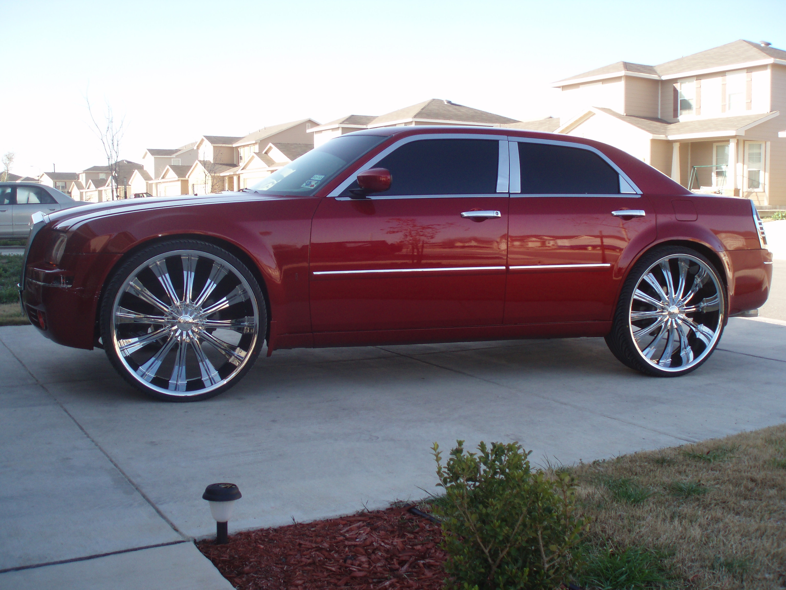 24 Inch Rims Will Fit Chrysler 300 2005 Owners Manual Images Of